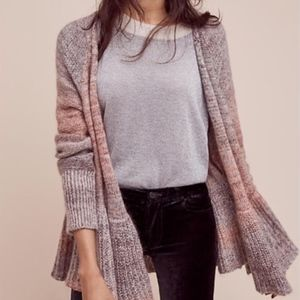 Anthropologie Knitted & Knotted Cody Cardigan